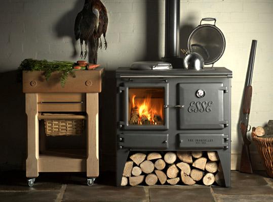 british stoves englische landhausherde esse modell der. Black Bedroom Furniture Sets. Home Design Ideas