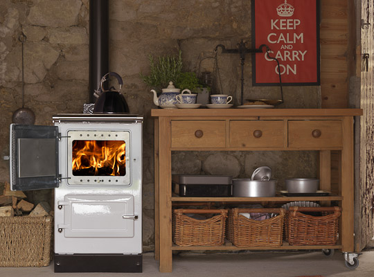 british stoves englische landhausherde esse modell plus 1 holz ec. Black Bedroom Furniture Sets. Home Design Ideas