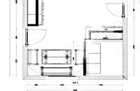 British Stove Plannung - Grundriss