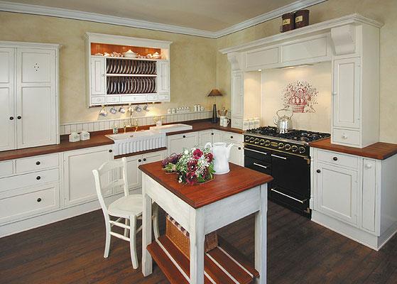 british stoves - handgebaute englische landhaus-küchen sowie