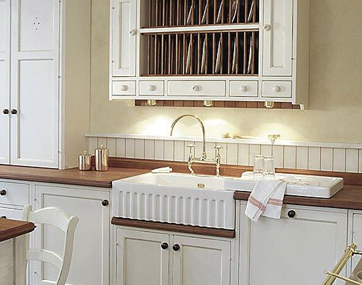 Freistehende Spüle Küche | British Stoves Landhauskuchen Spulbecken Armaturen Und